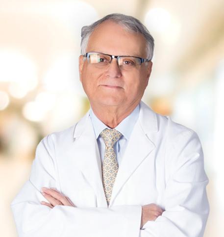 Prakash Chhabria, MD lab coat photo