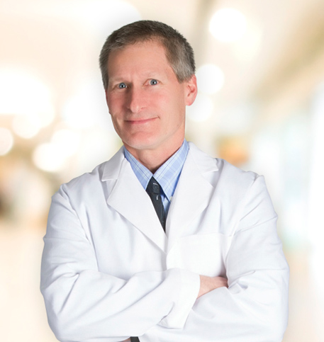 John David Lane, MD lab coat photo