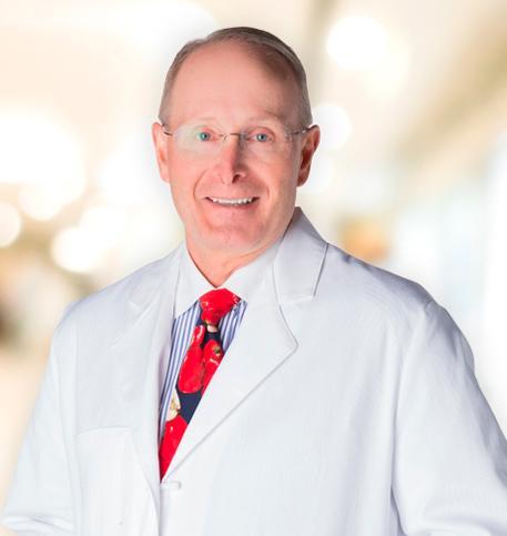 Michael Braun, MD lab coat photo