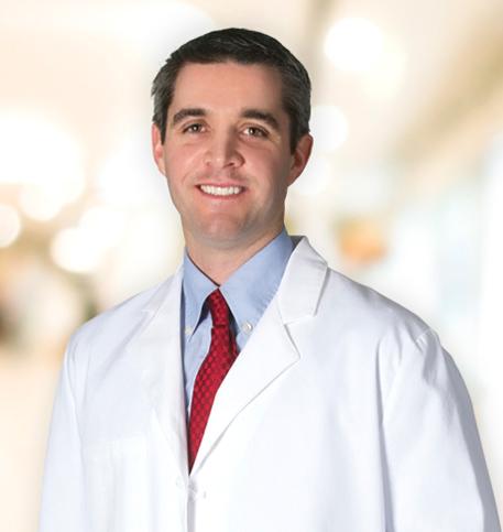 Michael O'Brien, MD lab coat photo