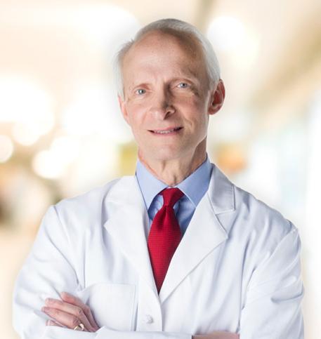 Richard Rozran, MD lab coat photo