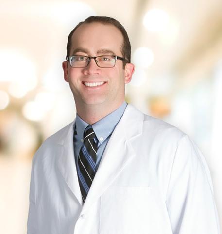 Steven Ullrick, MD lab coat photo