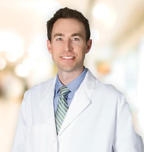 Joseph Zechlinski, MD lab coat photo